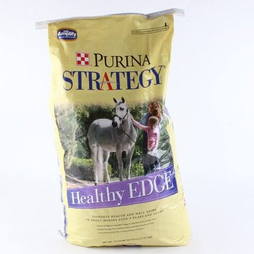 Purina Mills Strategy Healthy Edge Horse 50 lb