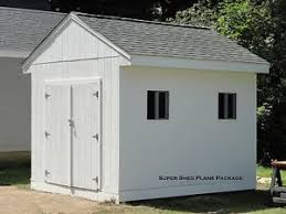 Saltbox Shed Plans 10x12 by Custom Design Shed Plans 10x12 Medium Salbox Barn Building Plans