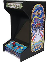 Bartop Arcade Cabinet Plans Pdf by Amazon Com Tabletop Bartop Arcade Machine With 412 Games Toys