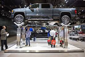 100 Fm Truck Sales General Motors US Sales Slip As It Places Big Bet On Pickup Trucks
