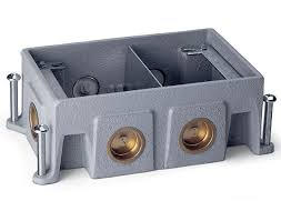 Legrand Floor Boxes Rfb4 by Heavy Duty Spec Grade Receptacles Back U0026 Side Wire 20a 125v