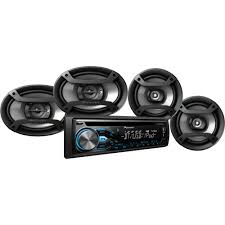 Pioneer DXT-X4869BT Bluetooth CD Car Stereo Receiver Bundle With Two ... Truck Sound Systems The Best 2018 Csp Car Stereo Pros Offroad Vehicle Auto Parts South Gate Kenworth Peterbilt Freightliner Intertional Big Rig Amazoncom Tyt Th7800 50w Dual Band Display Repeater Carplayenabled Audio Receivers In Imore Double Din 62 Inch Digital Touch Screen Dvd Player Radio Upgrade Your Stereos Without Replacing The Factory 2007 Ford F150 Alpine X008u Navigation Head Unit Install X110slv Indash Restyle System Customfit Navigation 2017 Ram Test Youtube 1979 Chevy C10 Hot Rod Network