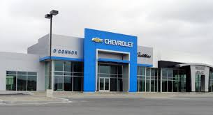 O Connor Chevrolet Sheridan Construction