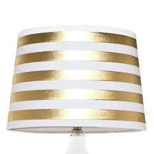 Large Lamp Shades Target by Rectangular Lamp Shades Target Thresholda Gold Stripe Lamp Shade