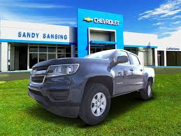100 Used Work Trucks For Sale By Owner PreOwned 2019 Chevrolet Colorado Truck 4D Crew Cab In