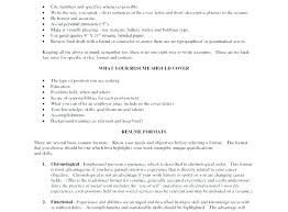 Summary Examples For Resume Sample Professional Employment Education Skills Graphic Technical