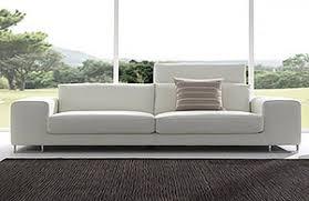 canape cuir moderne contemporain salons et canapés contemporains