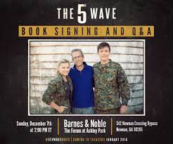 Join #The5thWave Author, Rick Yancey Along With #5thWaveMovie's ... Emily Bront Barnes Noble The Jade Sphinx We Visit Jackie Robinson Rosa Parks Help Celebrate Black Secret Garden Bn Bonded Leather Decorative Edition With Veterans Day Sale Not A Hero Is Only 099 Books By Sarah Careers Septa Thanks Contributors To Book Fundraiser Southern Swiss Family Third 08222016 Isbn Ml Philpott Author At Reads And Keila V Dawson