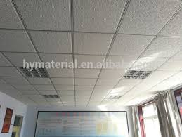 vermiculite acoustic insulation suspended ceiling tiles and grid