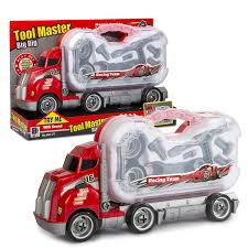 99 Truck Tools Amazoncom Big Daddy Big Rig Tool Master Transport Toy