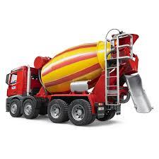 100 Bruder Cement Truck MB Arocs Mixer Morrisey Australia