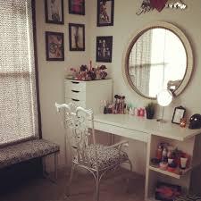 Vanity Table Ikea Hack by One Allium Way Forteau Burnt Oak Tv Media Stand U0026 Reviews