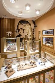 OhmyGOd Jewelry Store By Marketing Jazz Madrid Retail Design Blog