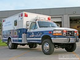 Defending Against Disasters 1993 Ford F-350 - Diesel Power Magazine