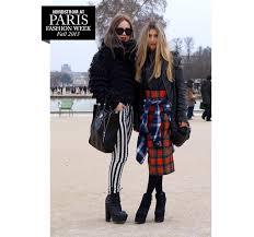Street Report Modern Retro Twist Jardin Des Tuileries
