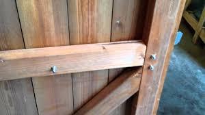 Tuff Shed Door Handle Hardware by Beast U0026 Security Shed Range U0027s Hinge Lock Door U0026 Framework Youtube