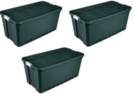 Tree Storage Box Boxes Bins Full Image For With Wheels
