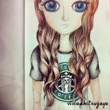 Drawn Starbucks Artsy Tumblr 10