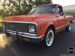 1972 Chevrolet C-10 Cheyenne Super 400 1971 71 Chevrolet Cheyenne Super Short Bed Pickup Sold Youtube 1972 72 Chevy Shortbed Truck Regular 1979 Trucks Accsories And Dealer Keeping The Classic Look Alive With This First Truck I Bought At 18 Except Mine For Sale Classiccarscom Cc1003836 1996 3500 Crew Cab Pickup Item Da 1977 K10 44 With 6313 Actual Original Miles Used 2013 Silverado 1500 Edition 4x4 For The 7 Best Cars To Restore C10 12 Ton