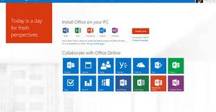 Microsoft Updates fice 365 Web Portal