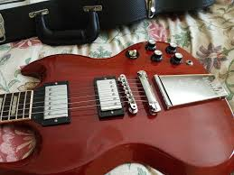 Gibson SG Derek Trucks Signature Model 2012 Excellent Condition With ... Gibson Usa 2015 Derek Trucks Signature Sg Vintage Red Stain Cherry 2013 S370 Products Test Bonedo Faux Tail Piece Coent Mkweinguitarlessonscom Similiar Guitar Keywords Fsft Price Drop Prs S2 Singlecut 500 Sold 2014 S449 Troglys Guitars Youtube Electric 2012 50th Anniversary My Les Paul
