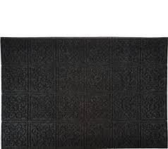 Bathroom Rug Runner 24x60 by Aqua Hog 2 U0027 X 3 U0027 Indoor Outdoor Door Mat With Rubber Backing