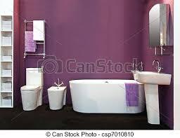 lila badezimmer modernes design badezimmer mit lila wand