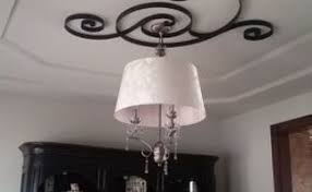 Two Piece Ceiling Medallions Cheap by Diy Mirrored Ceiling Medallion Hometalk