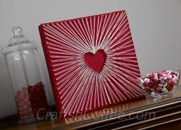 Easy String Art Heart
