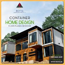 Best Container Homes In Hyderabad Boytain BOYTA Engineering