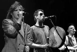 Kirsty MacColl With The Pogues