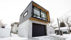100 Canadian Container Homes These Efficient Modern Prefabs Raise The Bar For Shipping