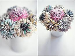 How ToMake Your Own Paper Flowers Rock N Roll Bride