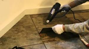 Removing Asbestos Floor Tiles In California by Asbestos Tile Removal With Heat