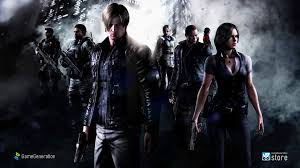 HD Wallpaper And Background Photos Of Resident Evil 6 Leon For Fans Kennedy Images