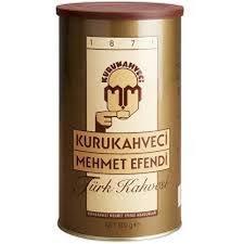 Kurukahveci Mehmet Efendi Premium Quality Turkish Coffee 1 Pack 500g