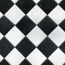 black and white floor polished porcelain tiles from walls