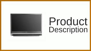 Sony Kdf E42a10 Lamp Replacement Instructions by Sony Kdf E42a10 42 Inch Lcd Rear Projection Television Youtube