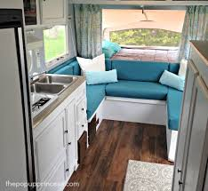 Cassies Hybrid Travel Trailer Makeover