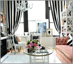 Black And White Checked Curtains Kitchen Lovely Ideas A