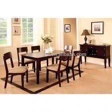 Dark Wood Dining Table Set Brown Color Wooden Floor Dt4001 - Buy Dining  Table Set,Wooden Dining Table,Dining Table Designs Product On Alibaba.com Square Counter Height Table In Dual Color Finish Dark Brown China 5 Pieces Garden Cast Fniture Patio Ding Chair Sets In Amazoncom Marion Cocktail Set Ikea Tables Chairs On Carousell Tv Table Liberty Whitney 7 Piece Trestle Room Dark Color With Two Chairs And Yellow Flowers The Walnut Wood Folding Colour Best How To Mix Match Like A Boss 28 Pairs 33 Black Rooms That Your Dinner Guests Will Adore Lacey 7piece 6 Pc Barnnox Casual