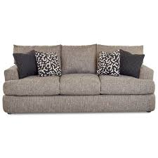 100 Sofa Modern Oliver Contemporary Track Arm By Klaussner At Dunk Bright Furniture
