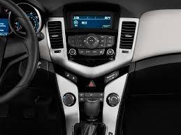 2013 Chevrolet Cruze Instrument Panel Interior