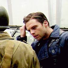 Requested Avengers The Imagine First Avenger Bucky Barnes X Reader
