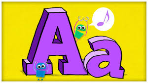 ABC Song The Letter A