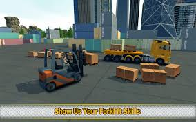 Forklift & Truck Simulator 17 | 1mobile.com