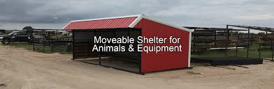 Metal Loafing Shed Kits by Metal Buildings Agriculture Livestock Shed Gates Feeders