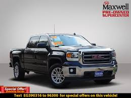 Certified Pre-Owned 2014 GMC Sierra 1500 SLE Crew Cab Pickup In ... 2019 Gmc Sierra Gets Carbon Fiber Pickup Box More Tech Digital Trends 1966 Truck Duane Stizman Hot Rod Network Auto Review 2017 Denali 1500 Pickup Performs Like A Pro Trucks Near Fringham Ma Swanson Buick 2015 Reviews And Rating Motortrend Uerstanding Cab Bed Sizes Eagle Ridge Gm Choose Your 2018 Heavyduty 1954 Chevygmc Brothers Classic Parts 1968 Gmcchevrolet Truck The New 2016 Will Feature More Aggressive In Southern California Socal New Canyon 4wd All Terrain Wcloth Crew