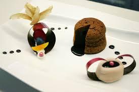 alles fließt lava cakes sind kuchen mit flüssigem kern apéro