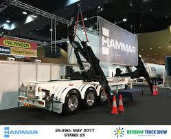 100 Truck Show Brisbane 2017 Hammar Sideloaders International